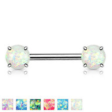 Piercing Barbell Nipple Piercing Surgical Steel Stainless Steel