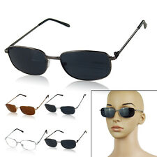 3 Color Unisex Metal Frame Anti-UV 400 Outdoor Sunglasses Eyewear