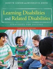 Learning Disabilities and Related Disabilities: Strategies for Success (US 13/E)