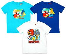 Boys Baby Official Angry Birds Surfin Bird Cotton T-Shirt Top 6 to 23 Months