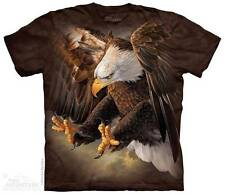 FREEDOM EAGLE ADULT T-SHIRT THE MOUNTAIN