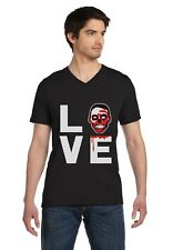 I Love Zombies - Undead Cool Apparel - Living Dead V-Neck T-Shirt Novelty Gift