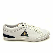 Shoes Le Coq Sportif Feretcraft Nylon 1710095 Sneakers Leather Man Optical White