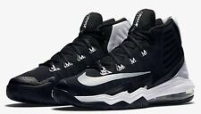 Shoes Nike Air Max Audacity 2016 Sneakers 843884 001 Running Man Black Reflect S