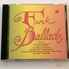 Funk Ballads (CD 1997) Love Unlimited Orchestra / Cameo / Gap Band / Rose Royce