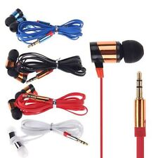 Cool Multicolor Bass Popular Earbud Stereo Hot Earphone 3.5mm Headphone In-Ear