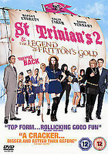 St. Trinians 2 - The Legend Of Fritton's Gold (DVD, 2010) **NEW**
