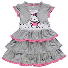 Girls Official Hello Kitty Summer Birthday Party Dress