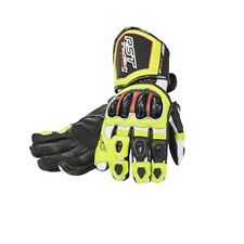 RST Tractech Evo Race 1317 Motorcycle Gloves Kangaroo F.Green