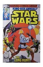 Star Wars Annual #1 (1979, Marvel) CGC 9.8 OW/WP