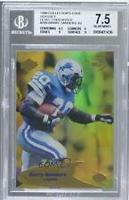 1998 Collector's Edge Odyssey Level 2 HoloGold #209 Barry Sanders BGS 7.5 Card