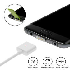 Over 2A Quick Magnetic TPE Micro USB Charging Cable Adapter For Android Phones