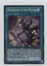 2013 Yu-Gi-Oh! Cosmo Blazer #CBLZ-EN062 Spellbook of the Master YuGiOh Card
