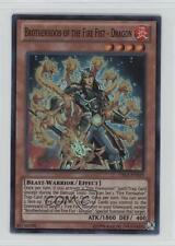 2013 Yu-Gi-Oh! Cosmo Blazer #CBLZ-EN025 Brotherhood of the Fire Fist Dragon -