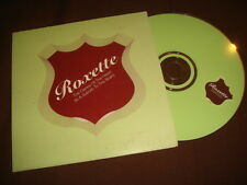 ROXETTE - The Centre Of The Heart (Is A Suburb... Mexican 2001 EMI promo CD