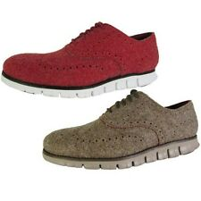 Cole Haan Mens ZeroGrand Wing Oxford Sneaker Shoes