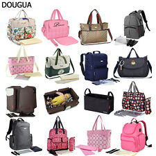 New Baby Changing Diaper Nappy Bag Mummy Shoulder Bags Messenger Handbag Tote