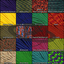 Paracord Planet Type III Nylon 550 7-Strand Paracord - Variety of Colors