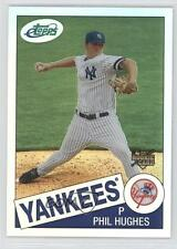 2007 eTopps #17 Phil Hughes New York Yankees Baseball Card