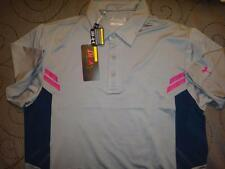 "UNDER ARMOUR GOLF HEATGEAR ""VENT"" POLO SHIRT  XL L MEN NWT $69.99"