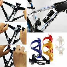 Cycling MTB Bike Bicycle Plastic Drink Water Bottle Cup Holder Cage Rack Useful