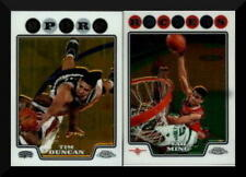 2008-09 Topps Chrome NBA - Finish Your Set - WE COMBINE S/H
