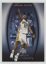 2005-06 Upper Deck Sweet Shot #40 Jamaal Tinsley Indiana Pacers Basketball Card