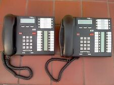 NORTEL  7316 FOR COMPACT ICS SYSTEM TELEPHONES,LOT OF 2 TWO WORKING COND SAVE!!