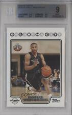 2008 Topps #199 Russell Westbrook BGS 9 Oklahoma City Thunder RC Basketball Card