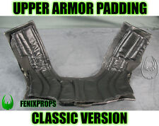 Darth Vader Upper Armor Classic Trilogy version PADDING STAR  WARS  prop