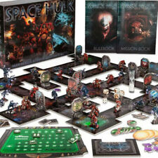 SPACE HULK 2009/2014 COMPONENTS (Counters, Tiles, Rooms, Corridors, etc..) #999