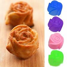 5Pcs Hot Muffin Mold Chocolate Cake Mould Baking Tool Cup Silicone