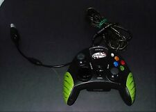 OFFICIAL NYKO Green Air/Flo  Original Microsoft Xbox Wired Controller.