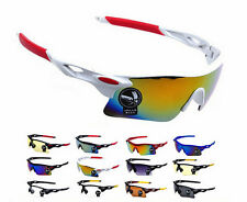 Cycling Glasses Bike Bicycle Polarized Sunglasses Lens Men Women MTB Goggles New