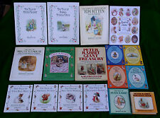 SELECTION OF BEATRIX POTTER BOOKS.