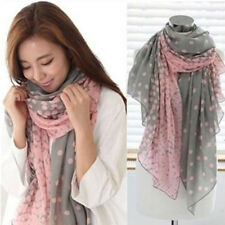 Wraps Shawl  Stole Soft  Scarves  Women's  Long  Hot Scarf  Candy Colors  1 pcs