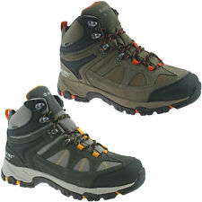 HI-TEC ALTITUDE LITE WATERPROOF HIKING BOOTS SIZE UK 7 - 13 MENS BROWN CHARCOAL