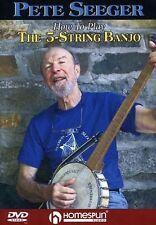 HOW TO PLAY THE 5 STRING BANJO.