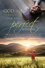 Perfect Love and Perfect Wisdom (1 Thessalonians 5:17) Bulletins, 100