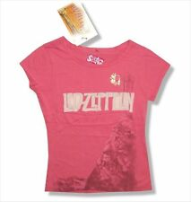 Led Zeppelin Swag All That Glitters Lyrics Pink Girls Youth T Shirt New Official