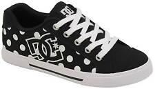 DC Women's Chelsea TX SE Shoe - Black / White Print - New