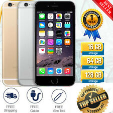 New Apple Iphone 5, 4S, 6 Plus 4G LTE IOS GSM Factory Unlocked Smartphone AA44