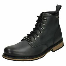 Harley Davidson JOSHUA Mens Leather Ankle Boot