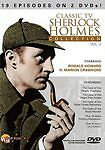 Classic TV Sherlock Holmes Collection - Vol. 2 New DVD