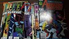 Alternative Comic lot Avengers Spotlight 26-40 VF bagged
