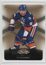 2015-16 Upper Deck Fleer Showcase 15 John Tavares New York Islanders Hockey Card