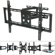 8 Design TV Wall Mount Bracket Adjustable To Fit Most 22 -70 inch TV Flat Screen