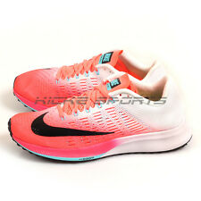 Nike Wmns Air Zoom Elite 9 Hot Punch/Black-White Lightweight Running 863770-600