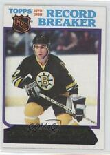 1980-81 Topps #2 Ray Bourque Boston Bruins RC Rookie Hockey Card