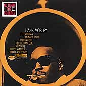 No Room for Squares [Remaster] by Hank Mobley (CD, Sep-2000, Blue Note (Label))
